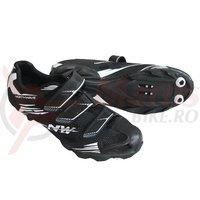 Pantofi Northwave MTB Scorpius 2 3S negru/alb