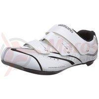 Pantofi sosea Shimano SH-R078W albi