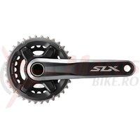 Pedalier Shimano SLX FC-M7000-11-2 34x24T 175mm