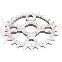 Placa BMX Eastern Bikes Medusa Light 23T white
