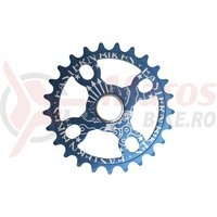 Placa BMX Eastern Bikes Medusa Light 25T blue