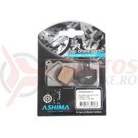 Placute frana Ashima Formula Oro AD0403 semi-metalice