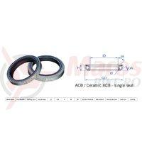 Rulment cuvete FSA Super Light ACB 36x45 1