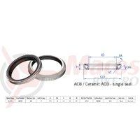 Rulment cuvete FSA TH-073 ACB 38x27.2x6.5 mm unghi 36x45 singleS MR127