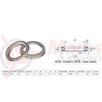 Rulment cuvete FSA TH-970E ACB 45x45 1