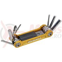 Set mini-scule Topeak Mini 9 Pro TT2551GD 9F auriu