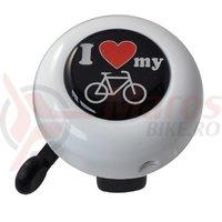 Sonerie Reich I Love My Bike alba