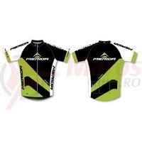 Tricou Merida verde/negru Sport 1