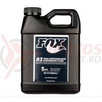 Ulei Fox pentru suspensii R3 5WT ISO 15 0.94l