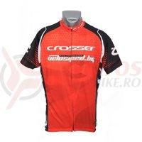 Vesta Crosser rosu/negru