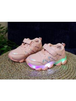 Adidasi cu LED Lavinia