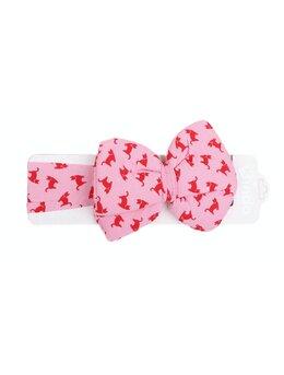 Bentita elastica roz cu pisici