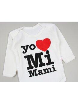 Body catifea crem I love mi Mami