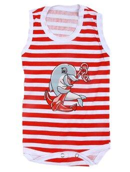 Body maiou delfin rosu