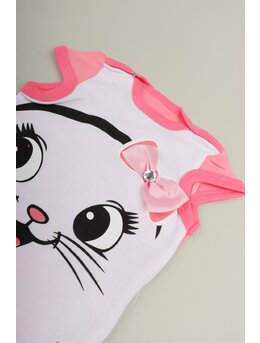 Body pisicuta ms roz aprins