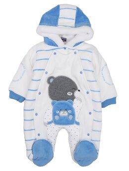 Combinezon bear bleu