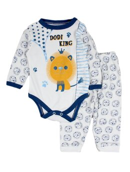 Compleu 2 piese DODIBABY model 7