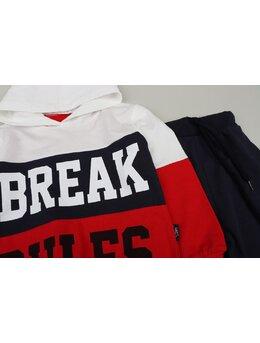 Compleu BREAK model rosu
