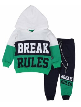 Compleu BREAK model verde