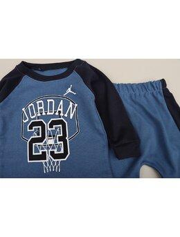 Compleu Jordan albastru