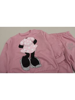 Compleu Minnie Mouse 2 piese model mov