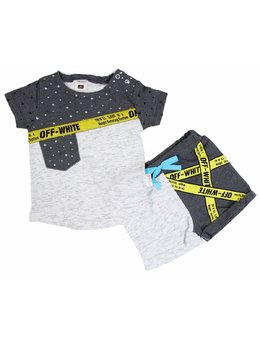 Compleu OFF-WHITE gri