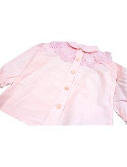Compleu Ramona elegant roz pal