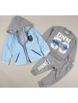 Costum DNN 53 bleu