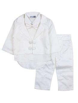 Costum print model alb
