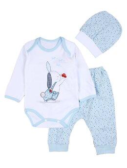 Costumas 3 piese baby model 1