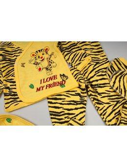 Costumas 5 piese tigre model 1