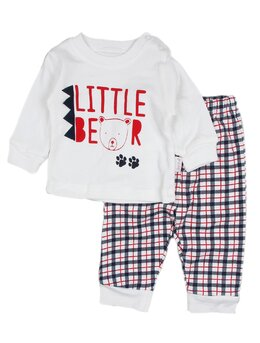 Costumas Little bear negru