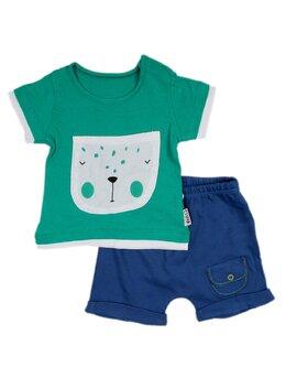 Costumas motanila verde