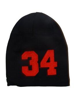 Fes 34 negru-rosu