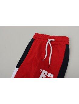 Pantaloni de trening 62 model rosu