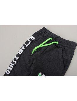 Pantaloni de trening NYC boy gri inchis