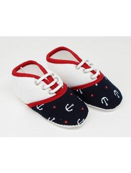 Papucei bebelusi stil adidas model 23