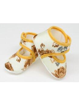 Papucei bebelusi stil sandalute model 51