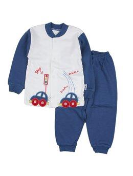 Pijama 2 piese masinute