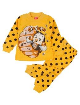 Pijama albina