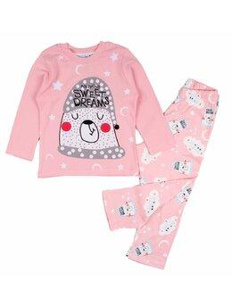 Pijama lux coral