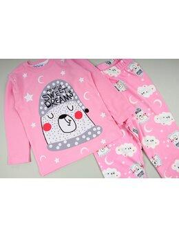 Pijama lux roz