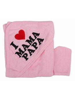 Prosopel I love MAMA PAPA roz