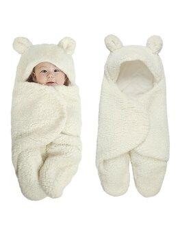 Sac de dormit nou nascuti alb
