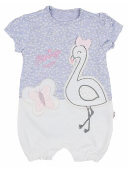 Salopeta flamingo gri