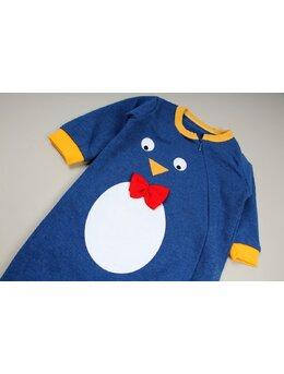Salopeta pinguin albastra