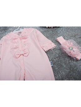 Salopeta premium Isabella model roz