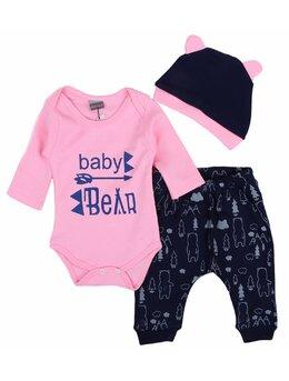 Set baby bear model roz