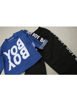 Set BOY BOY albastru