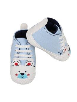 Teniși leoncino bleu